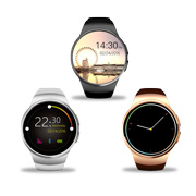Smart watch supports Bluetooth 4.0 LE