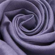 Pure linen fabric has 6x6/41x35 yarn count