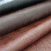Synthetic leather upholstery fabrics gain prominence