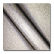 Pure polyester fabric with reflective coating