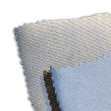 Water-resistant compound knitted fabric