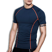 Quick-dry, anti-bacterial sports top