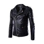 Amazon Best Sellers in men's leather & faux leather jackets: See China alternatives
