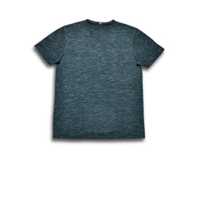 Men's V-neck T-shirt in Pantone colors