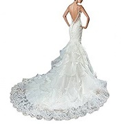 Amazon Best Sellers in wedding dresses: See China alternatives