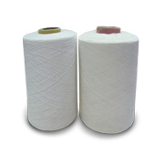 Open-ended regenerated cotton yarn