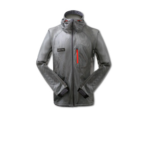 UV-protective men's outdoor jacket
