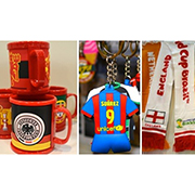 Sports accessories, athletic souvenirs hit a home run at <i>Global Sources Gifts & Premiums</i> show