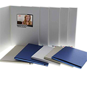 Video greeting card can store up to 8GB