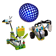 Smart toys on display at the CES 2016