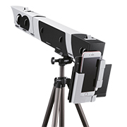 DIY paper telescope zooms up to 140x