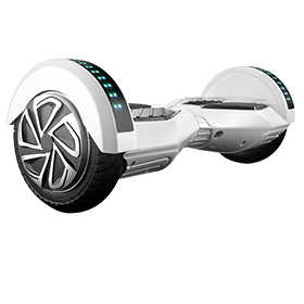 Self-balancing scooter uses app, Bluetooth