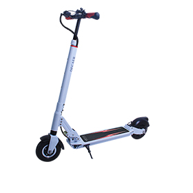 Foldable electric kick scooter covers 35km