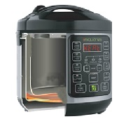 Smart rice cooker also makes oatmeal and dessert