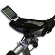 Multifunctional bicycle audio