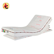 Massage mattress features lifting function
