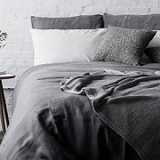 Silver-fused pillowcase, bedsheet kill bacteria