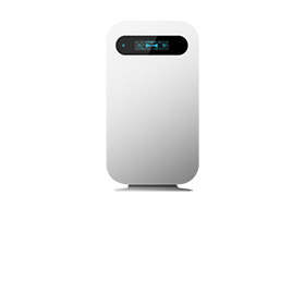 Smart air purifier is Wi-Fi-enabled