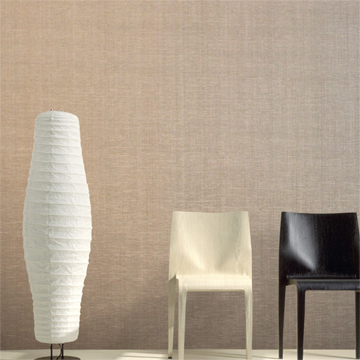 PE woven fabric wallpaper absorbs noise