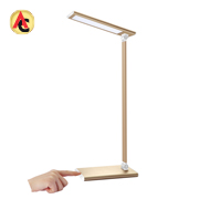 8W color-changing, dimming LED desk lamp