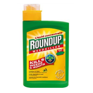 EU rejects use of herbicides with glyphosate
