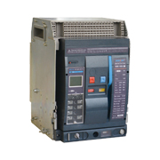 Circuit breaker rated 200 to 6,300A