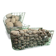 Garden gabion box for Germany market