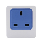 Smart socket controls appliances