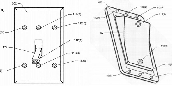 Amazon seeks to patent voice-controlled light switch