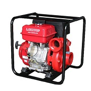 Agricultural gas water pumps dominate selection