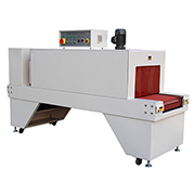Automatic tunnel shrink-wrapping machine