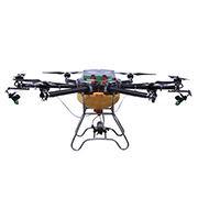 6-axis agricultural spraying drone