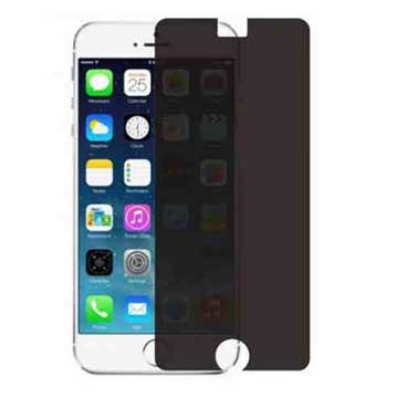 Clear screen protector fits iPhone 6