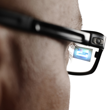 New smart lenses for traditional glasses ready by 2016