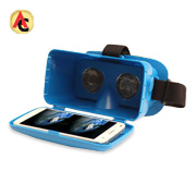 Mobile VR headset supports 2D, 3D