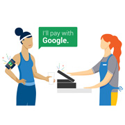 Google's Hands Free lets you pay by saying a phrase