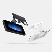 Case for iPhone with pop-out goggles doubles as VR headset