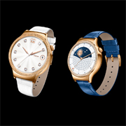 Huawei goes abroad with smart watches for women