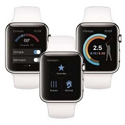 Android smart watch makers slowly crushing Apple
