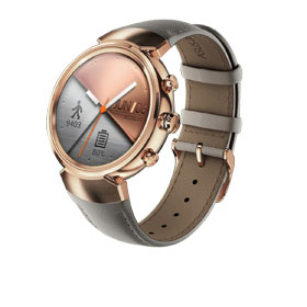 Asus launches Android Wear-based smart watch