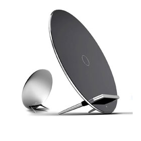 3-coil wireless charging pad