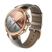 Asus launches stylish Android Wear-based smart watch