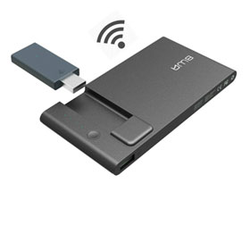All-in-one mobile wireless drive