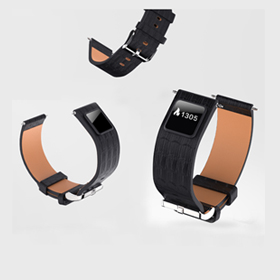 Smart watch band with pedometer function
