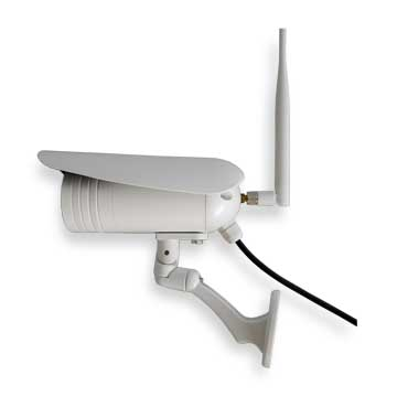 3G IP camera with SIM card