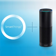Amazon's Echo able to control SmartThings devices soon