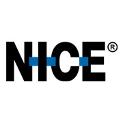 Why did NICE exit the video surveillance business?