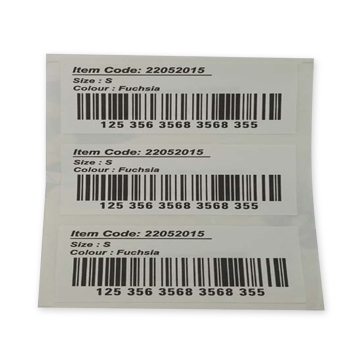 RFID electronic tag made of PVC, paper, PET