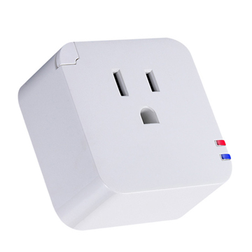 Smart plug resets router when internet connection fails