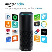 Amazon's Echo gains 1,000 'skills' from third parties